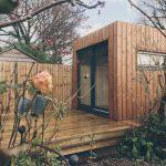 Bespoke Mini Box Garden Artist Studio
